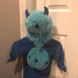 One eyed monster Halloween costume